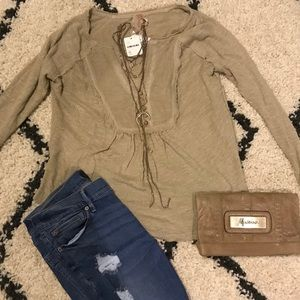 Free People Washed Ashore Henley